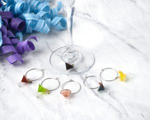 Creative Wine Charms